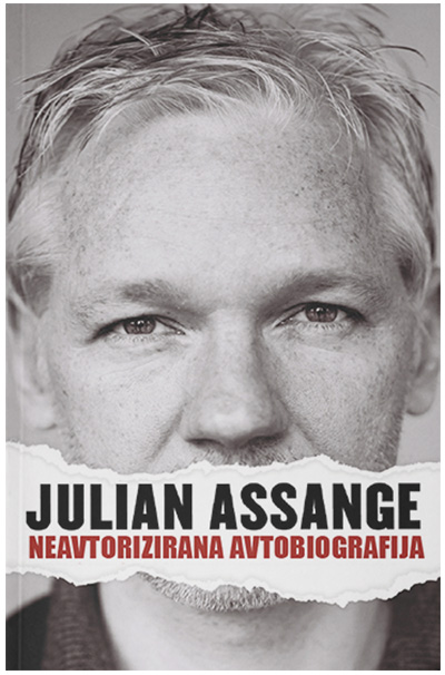 Image for Julian Assange: Neavtorizirana avtobiografija from emkaSi