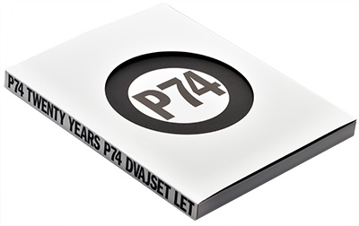 Image for P74: 20 years = P74: 20 let from emkaSi