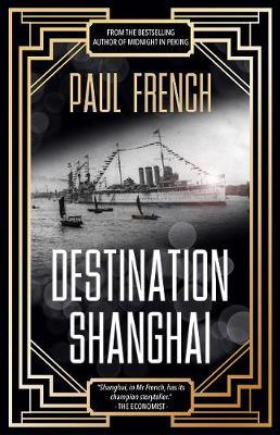 Image for Destination Shanghai from emkaSi