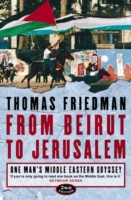 Image for From Beirut to Jerusalem: One Man's Middle Eastern Odyssey from emkaSi