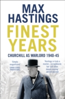 Image for Finest Years: Churchill as Warlord 1940-45 from emkaSi