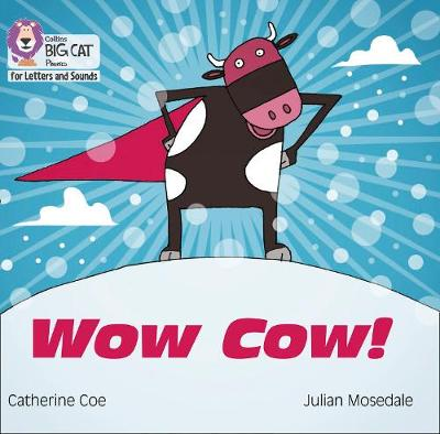 Image for Wow Cow!: Band 2b/Red B from emkaSi