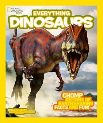 Image for Everything: Dinosaurs from emkaSi