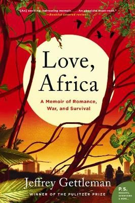 Image for Love, Africa - A Memoir of Romance, War, and Survival from emkaSi