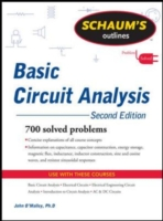 Image for Schaum's Outline of Basic Circuit Analysis, Second Edition from emkaSi
