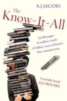 Image for The Know-It-All: One Man's Humble Quest to Become the Smartest Person in the World from emkaSi