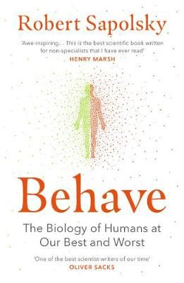 Image for Behave - The Biology of Humans at Our Best and Worst from emkaSi