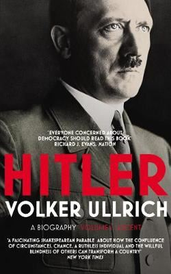 Image for Hitler - Volume I: Ascent 1889-1939 from emkaSi