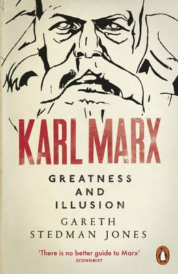 Image for Karl Marx: Greatness and Illusion from emkaSi