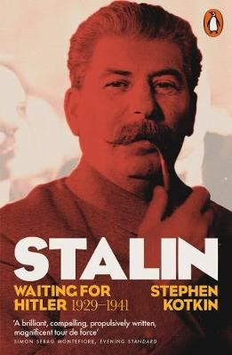Image for Stalin, Vol. II - Waiting for Hitler, 1929-1941 from emkaSi