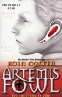 Image for Artemis Fowl and the Eternity Code from emkaSi