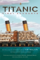 Image for Titanic: First Accounts (Penguin Classics Deluxe Edition) from emkaSi