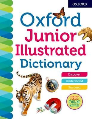 Image for Oxford Junior Illustrated Dictionary from emkaSi