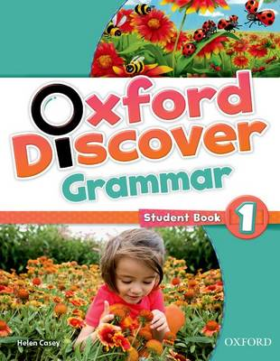 Image for Oxford Discover: 1: Grammar from emkaSi