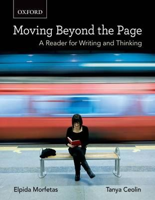 Image for Moving Beyond the Page: A Reader for Writing and Thinking from emkaSi