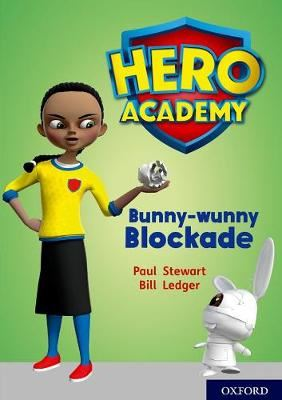 Image for Hero Academy: Oxford Level 11, Lime Book Band: Bunny-wunny Blockade from emkaSi