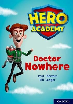 Image for Hero Academy: Oxford Level 11, Lime Book Band: Doctor Nowhere from emkaSi