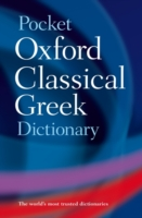 Image for The Pocket Oxford Classical Greek Dictionary from emkaSi