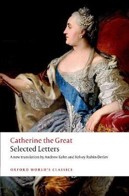 Image for Catherine the Great: Selected Letters from emkaSi