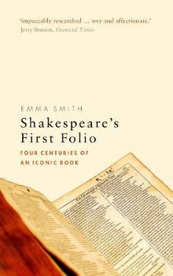 Image for Shakespeare's First Folio - Four Centuries of an Iconic Book from emkaSi