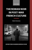 Image for The Roman Noir in Post-war French Culture: Dark Fictions from emkaSi