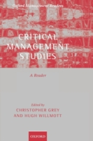 Image for Critical Management Studies: A Reader from emkaSi