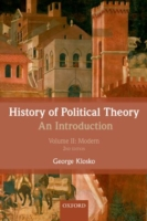 Image for History of Political Theory: An Introduction: Modern from emkaSi