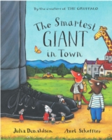 Image for The Smartest Giant in Town Big Book from emkaSi