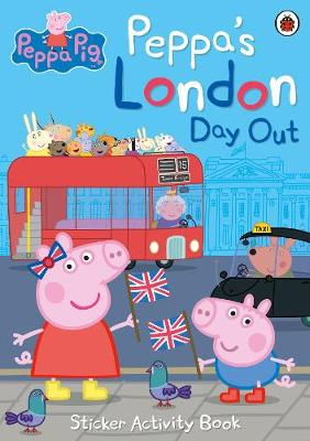 Image for Peppa's London Day Out Sticker Activity Book from emkaSi