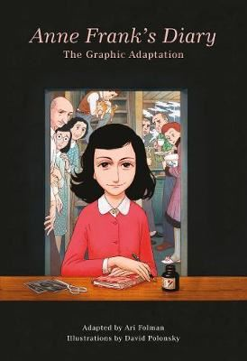 Image for Anne Frank's Diary: The Graphic Adaptation from emkaSi