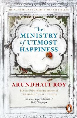 Image for The Ministry of Utmost Happiness - `The Literary Read of the Summer' - Time from emkaSi