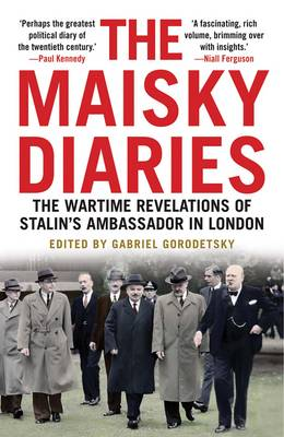 Image for The Maisky Diaries: The Wartime Revelations of Stalin's Ambassador in London from emkaSi