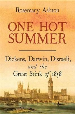 Image for One Hot Summer - Dickens, Darwin, Disraeli, and the Great Stink of 1858 from emkaSi
