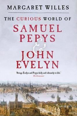 Image for The Curious World of Samuel Pepys and John Evelyn from emkaSi
