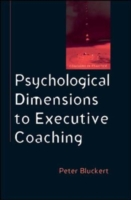 Image for Psychological Dimensions of Executive Coaching from emkaSi