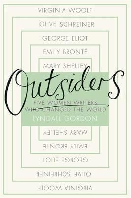 Image for Outsiders - Five Women Writers Who Changed the World from emkaSi