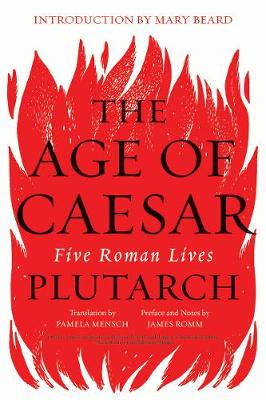 Image for The Age of Caesar: Five Roman Lives from emkaSi