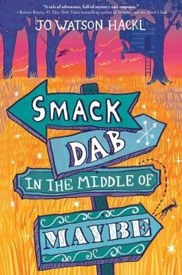 Image for Smack Dab in the Middle of Maybe from emkaSi