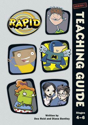 Image for Rapid Stages 4-6 Teaching Guide (Series 1) from emkaSi