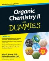 Image for Organic Chemistry II For Dummies from emkaSi