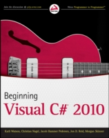 Image for Beginning Visual C# 2010 from emkaSi