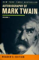 Image for Autobiography of Mark Twain: Reader's Edition, Just My Words from emkaSi