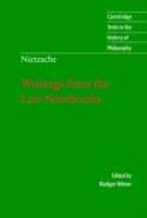 Image for Nietzsche: Writings from the Late Notebooks from emkaSi