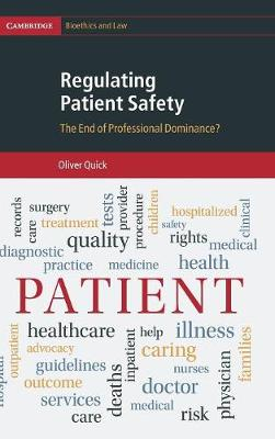 Image for Regulating Patient Safety: The End of Professional Dominance? from emkaSi
