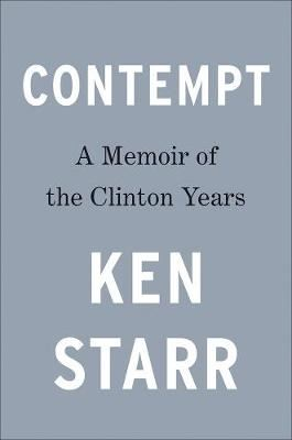 Image for Contempt: A Memoir of the Clinton Investigation from emkaSi