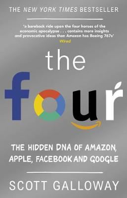 Image for The Four: The Hidden DNA of Amazon, Apple, Facebook and Google from emkaSi