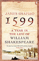 Image for 1599: a Year in the Life of William Shakespeare from emkaSi