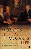 Image for Mozart's Letters, Mozart's Life from emkaSi