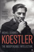 Image for Koestler: The Indispensable Intellectual from emkaSi