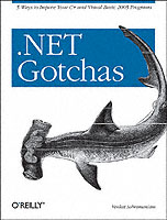 Image for NET Gotchas from emkaSi